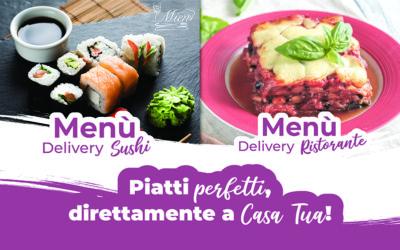 Menù Delivery